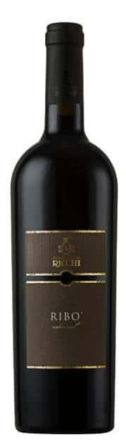 Azienda Agricola Ricchi Ribò Cabernet | Italië | gemaakt van de druif: Cabernet Franc, Cabernet Sauvignon