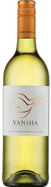 Ridgeback Vansha White   Zuid-Afrika   gemaakt van de druif: Chenin Blanc, Viognier