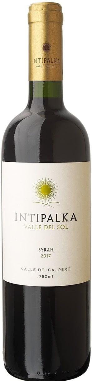 Intipalka – Syrah Rood   Peru   gemaakt van de druif: Syrah