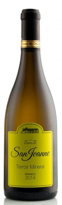 Quinta de SanJoanne Vinho Verde Terroir Mineral | Portugal | gemaakt van de druif: avesso