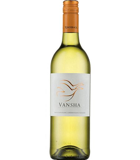 Ridgeback Vansha White | Zuid-Afrika | gemaakt van de druif: Chenin Blanc, Viognier