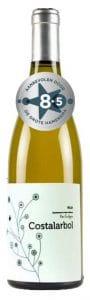 Las Cepas Serezhade Rioja blanca bio | Spanje | gemaakt van de druif: Maturana blanca, Sauvignon Blanc