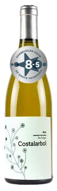 Las Cepas Costalarbol Rioja Maturana Blanca bio | Spanje | gemaakt van de druif: Maturana blanca, Sauvignon Blanc