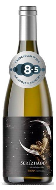 Las Cepas Serezhade Rioja blanca bio | Spanje | gemaakt van de druif: Maturana blanca, Sauvignon Blanc, Verdejo