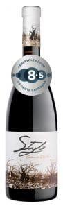 Agustin Cubero Stylo 4ms old vines garnacha Calatayud | Spanje | gemaakt van de druif: Garnacha