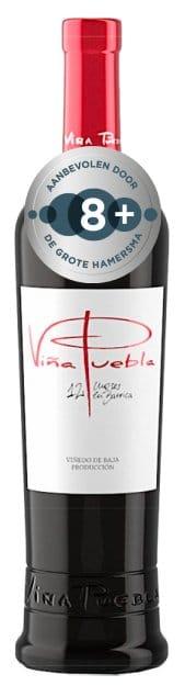 Bodega Toribio Crianza Vina Puebla | Spanje | gemaakt van de druif: Cabernet Sauvignon, Syrah, Tempranillo