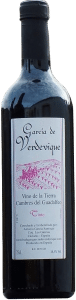 Garcia de Verdevique Tinto Joven bio | Spanje | gemaakt van de druif: Garnacha, Merlot, Tempranillo