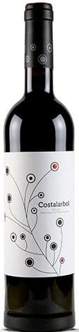 Las Cepas Costalarbol Rioja Semicrianza bio | Spanje | gemaakt van de druif: Garnacha, Graciano, Tempranillo
