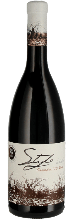 Augustin Cubero Stylo 4ms Granache Old Vines   Spanje   gemaakt van de druif: Garnacha