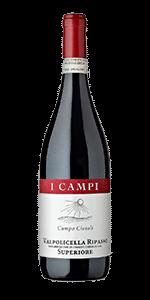Valpolicella Ripasso Superiore Doc 'Campo Ciotoli' 2016 | Italië | gemaakt van de druif: Corvina, Corvinone, Croatina, Rondinella