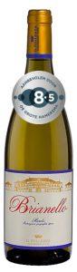 Il Pollenza Brianello | Italië | gemaakt van de druif: ribona (maceratino), Sauvignon Blanc