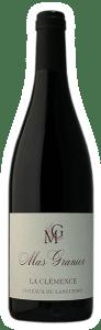 Mas Granier La Clémence | Frankrijk | gemaakt van de druif: Grenache Noir, Syrah