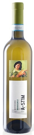 Astim Monferrato Bianco | Italië | gemaakt van de druif: Chardonnay, Sauvignon Blanc, Viognier