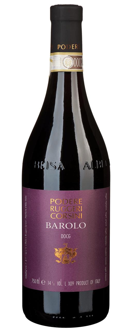 Barolo di Monforte | Italië | gemaakt van de druif: Nebbiolo