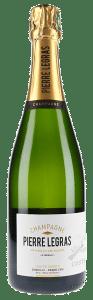 Champagne Pierre Legras Grand Cru Blanc de Blancs Coste Beert | Frankrijk | gemaakt van de druif: Chardonnay