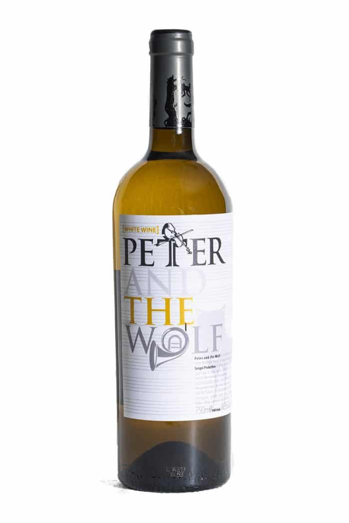 Peter and the Wolf branco | Portugal | gemaakt van de druif: Antão Vaz, Sauvignon Blanc, Viognier