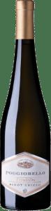 Poggiobello Pinot grigio | Italië | gemaakt van de druif: Pinot Grigio
