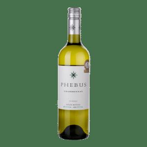 Phebus – Reserva Chardonnay Mendoza | Argentinie | gemaakt van de druif: Chardonnay