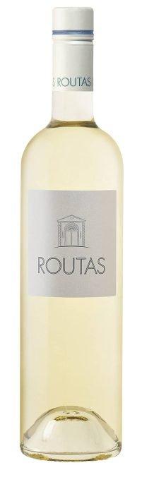 Chateau Routas Blanc | Frankrijk | gemaakt van de druif: Chardonnay, Viognier