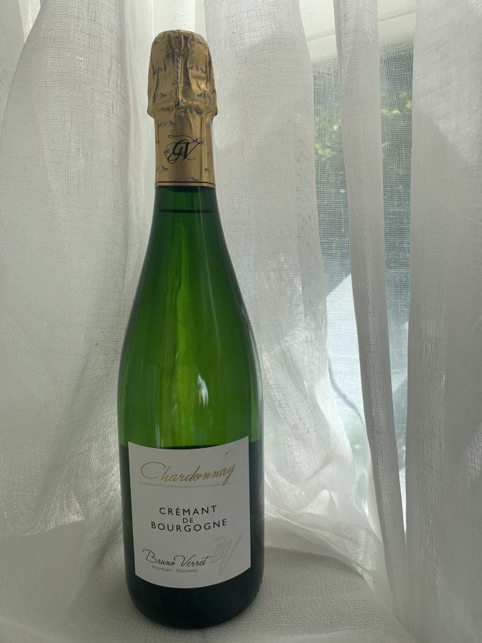 crémant de Bougogne | Frankrijk | gemaakt van de druif: Chardonnay