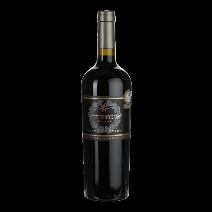 Phebus – Gran Reservado Malbec | Argentinie | gemaakt van de druif: Malbec