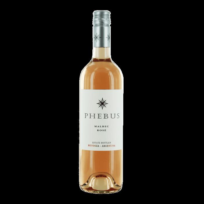 Phebus – Malbec-Rosé | Argentinie | gemaakt van de druif: Malbec