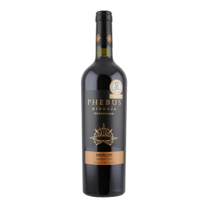Castelforte Merlot | Argentinie | gemaakt van de druif: Merlot
