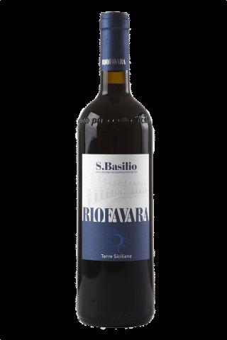 San Basilio | Italië | gemaakt van de druif: Nero d'Avola
