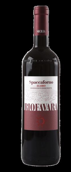 Spaccaforno | Italië | gemaakt van de druif: Nero d'Avola