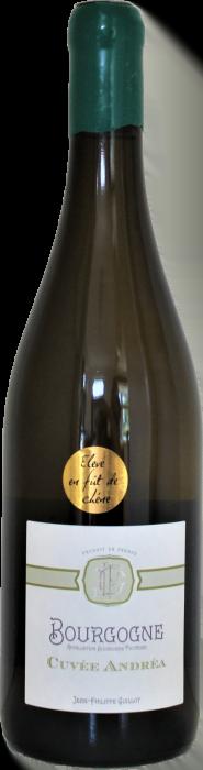 Jean-Philippe Guillot Bourgogne Cuvée Andréa | Frankrijk | gemaakt van de druif: Chardonnay