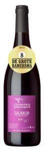 Domaine des Garennes Rouge | Frankrijk | gemaakt van de druif: Cabernet Franc