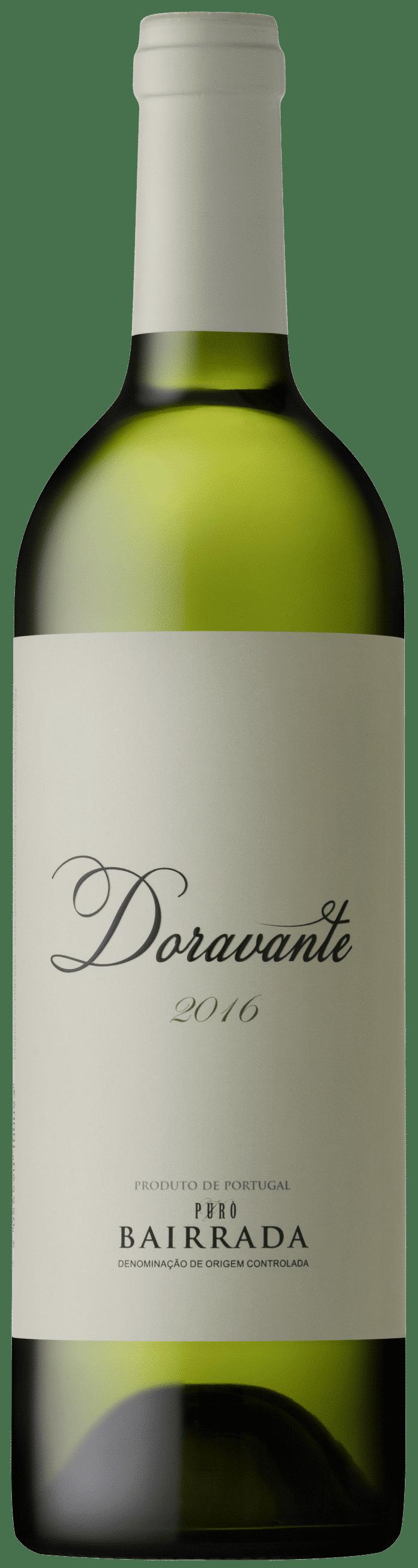 Doravante branco | Portugal | gemaakt van de druif: Arinto, Bical, Sercial