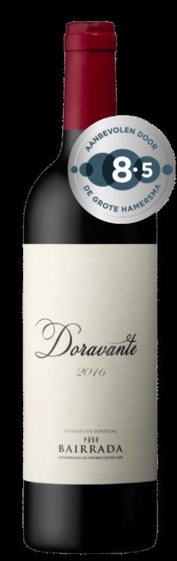 Outrora | Doravante Tinto | Portugal | gemaakt van de druif: Baga, Touriga Nacional