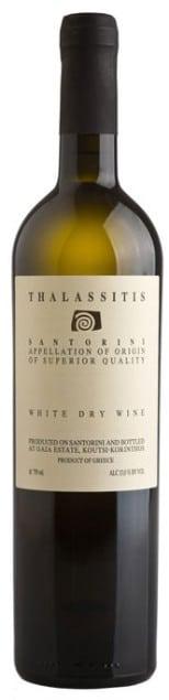 Gaia Thalassitis Santorini | Griekenland | gemaakt van de druif: Assyrtiko
