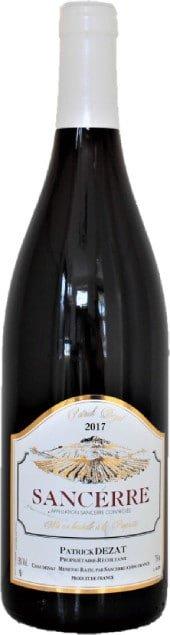 Patrick Dezat Sancerre Rouge | Frankrijk | gemaakt van de druif: Pinot Noir