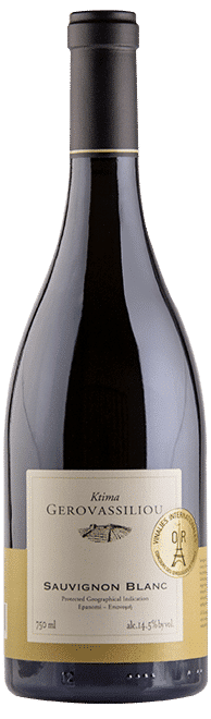 Sauvignon Blanc | Griekenland | gemaakt van de druif: Sauvignon Blanc