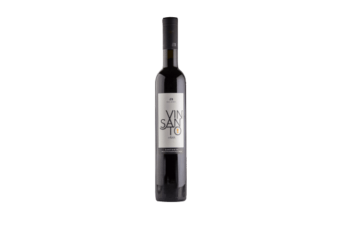 Vinsanto | Griekenland | gemaakt van de druif: athiri, Niet bekend