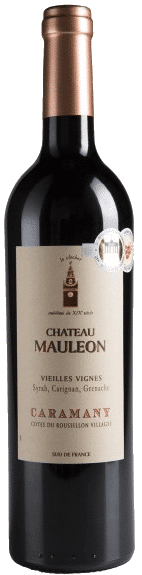Côtes du Roussillon Village Caramany | Frankrijk | gemaakt van de druif: Carignan, Garnacha, Grenache Noir, Syrah