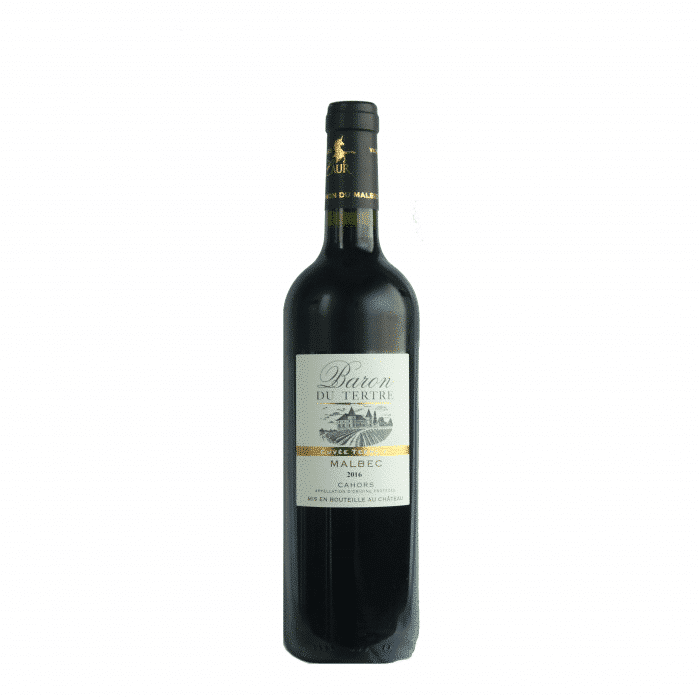 Château Laur – Baron du tertre | Frankrijk | gemaakt van de druif: Malbec