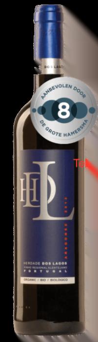 Herdade dos Lagos | HdL Aragonez Bio/Vegan | Portugal | gemaakt van de druif: Aragonez
