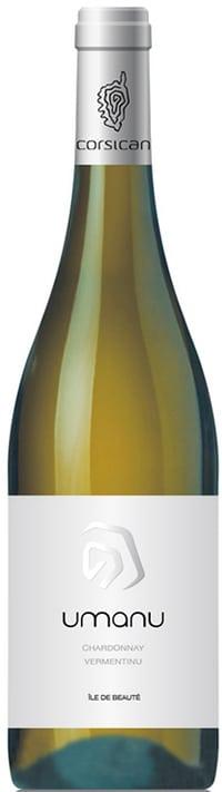 Umanu Chardonnay – Vermentinu | Frankrijk | gemaakt van de druif: Chardonnay, Vermentino