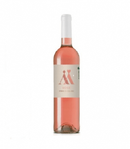 AB Valley Wines Rose | Portugal | gemaakt van de druif: Touriga Nacional