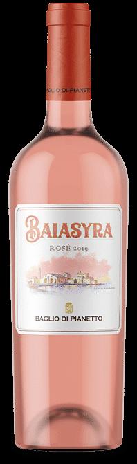Baiasyra | Italië | gemaakt van de druif: syrah-rosé