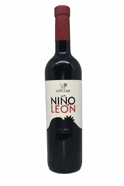 Bodegas Conrad Ronda Niño Leon 2017 | Spanje | gemaakt van de druif: Cabernet Sauvignon, Merlot, Tempranillo