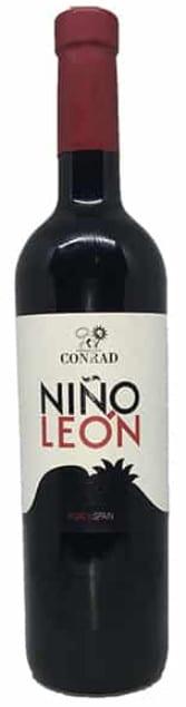 Bodegas Conrad Niño Leon Ronda | Spanje | gemaakt van de druif: Cabernet Sauvignon, Merlot, Tempranillo