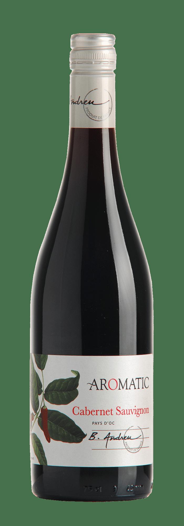 Bruno Andreu Cabernet Sauvignon 'Aromatic' | Frankrijk | gemaakt van de druif: Cabernet Sauvignon