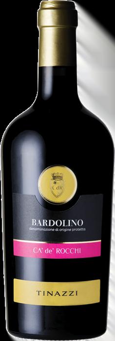 Ca'de'Rocchi Bardolino – Tinazzi | Italië | gemaakt van de druif: Corvina, Molinara, Rondinella