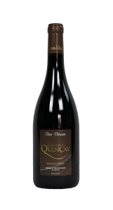 Château de Quincay 'Trio Vinum' | Frankrijk | gemaakt van de druif: Cabernet Franc, Malbec, Pinot Noir