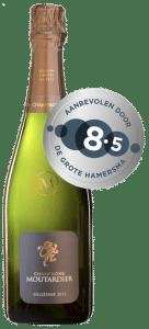Champagne Moutardier Millésimé | Frankrijk | gemaakt van de druif: Chardonnay