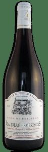 Domaine Bergeron Beaujolais Emeringes | Frankrijk | gemaakt van de druif: Gamay